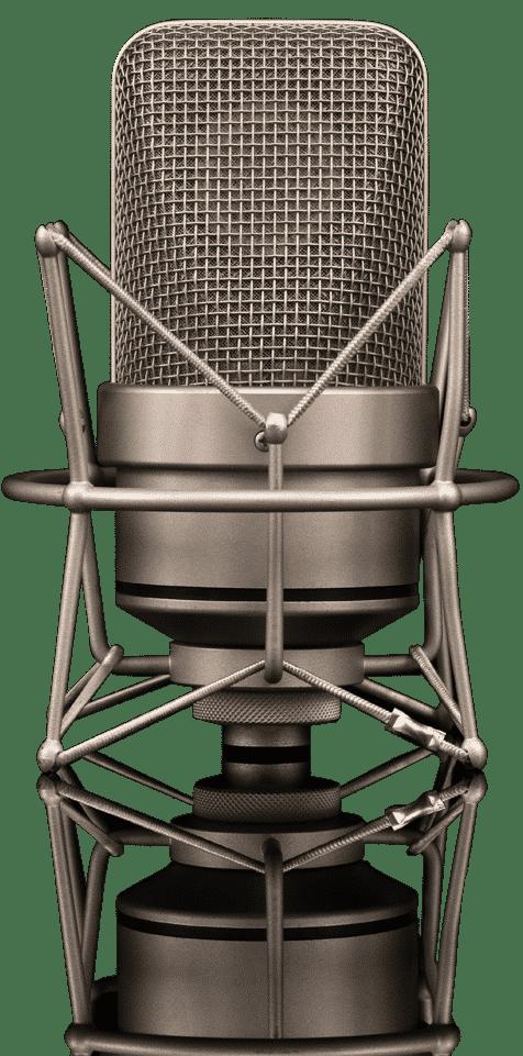 microfono png